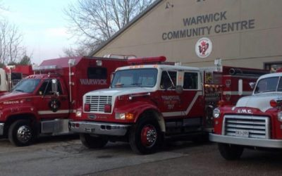 Lambton County Firefighter's 24th annual Fire Trade Show